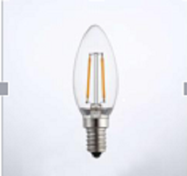 LED C35 Filament candle