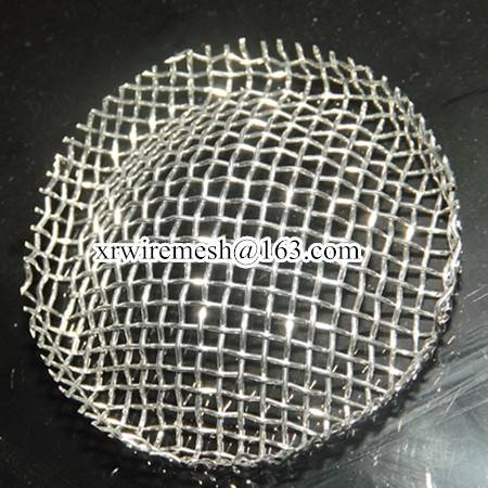 wire mesh filter for wheel hub