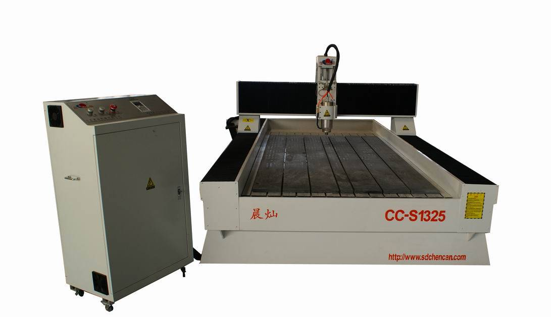 METAL AND HEAVY STONE CUTTING AND ENGRAVING CNC ROUTER