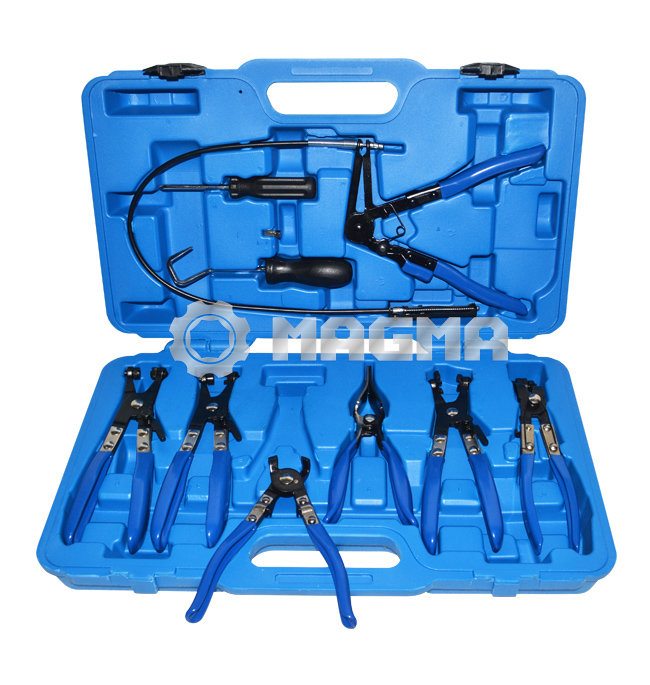 9 PCS Hose Clamp Pliers Set-Auto Repair Tools (MG50334A)