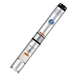 "4"" DC Solar Borehole Pump Deep Well Submersible Pump 4SV"