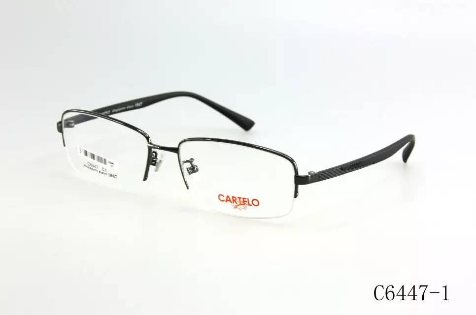 Latest best-selling fashion 2016 spectacle frame eyeglasses