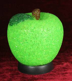 EVA&LED decorative ligts,Apple Table Lamp