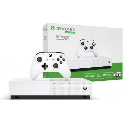 XBOX One S Slim Console Kinect Games Cords Wireless Controller Same Day Shipping +14704086638