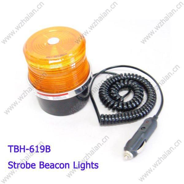 Single Flash Compact Strobe Beacon