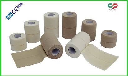 Cotton Elastic Adhesive Bandage