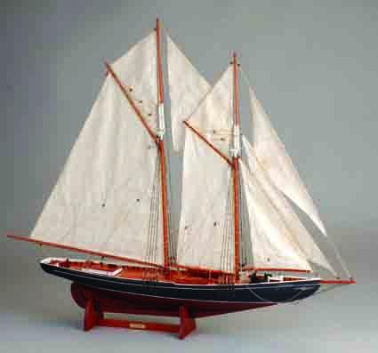 ship model --Bluenose