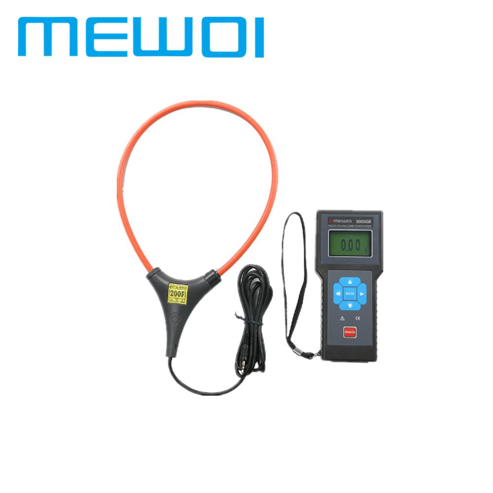 MEWOI9000GB Flexible Coil Leakage Current Monitoring Recorder/Logger