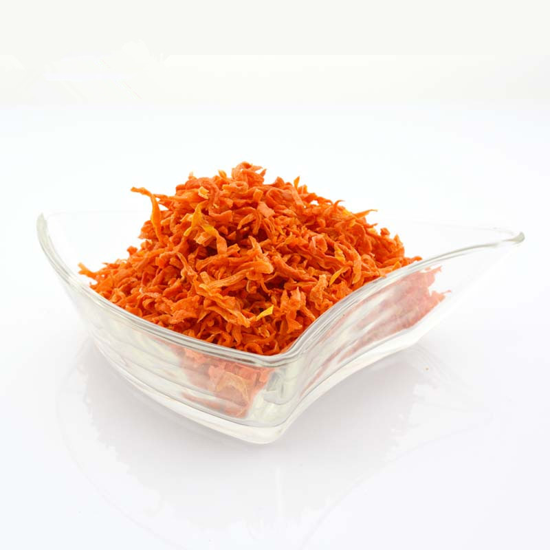 AD Dehydrated Dried Carrot Strips in Factory Price