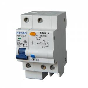 Nonarc Earth Leakage Circuit Breakers NOR416C