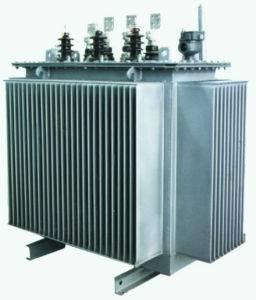 11 KV 50 KVA S11 Series Oil Immersed Distribution Transformer
