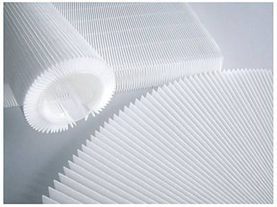 Polypropylene (PP) Superfine Fiber Filter Material