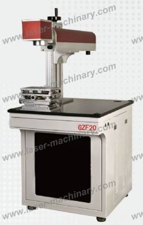 GZF20 Fiber Laser Marking Machine from Guanzhi Industry Co., Ltd