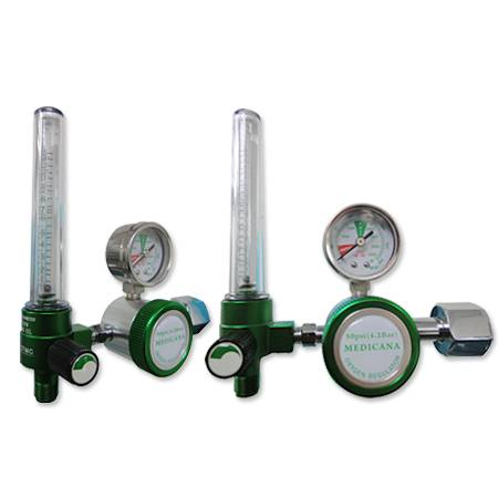 F3 Reducing Valve (Sliver) and Flow Meter