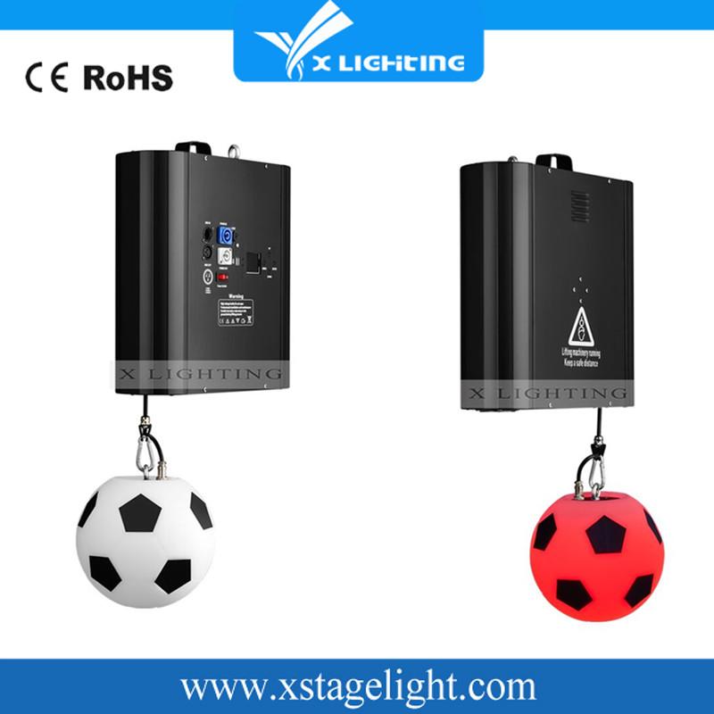 LED Kinetic lights COLORFUL FOOTBALL