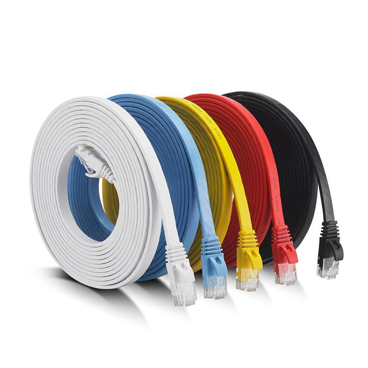 UTP color code network cable Hot Sale RJ45 3m cat6 lan cable