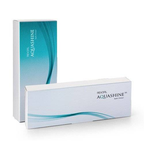 AQUASHINE Injections (Non Crosslink HA Gel) , AQUASHINE SOFT FILLER REVOFIL 2ML