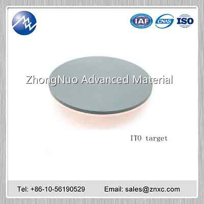 Manufacture High purity ITO target