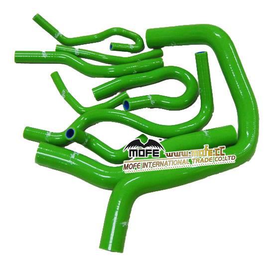 Auto B16 Green Silicone Hose