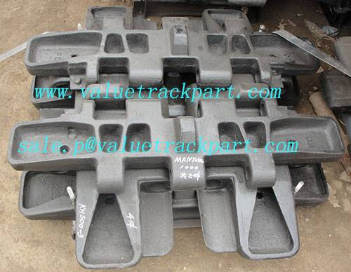 Manitowoc 10000 Track Shoe Crawler Crane Replacement Undercarriage  Parts