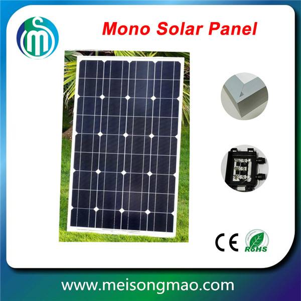 Best price per watt solar panel monocrystalline silicon solar pv module 200W for home use