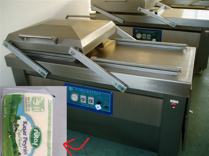 DZ600/2S Seafood Product Vacuum Packing Machine