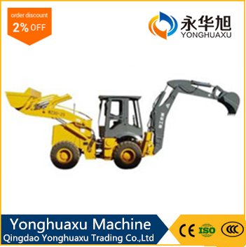 China manufacture mini telescopic wheel loader with competitive price