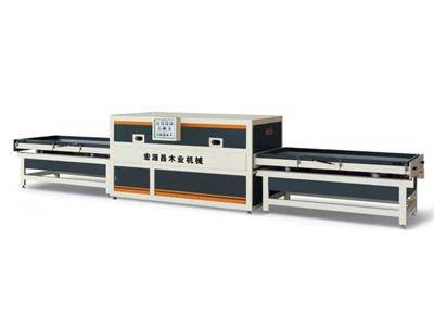 RX-2500 Vacuum Membrane Press Machine