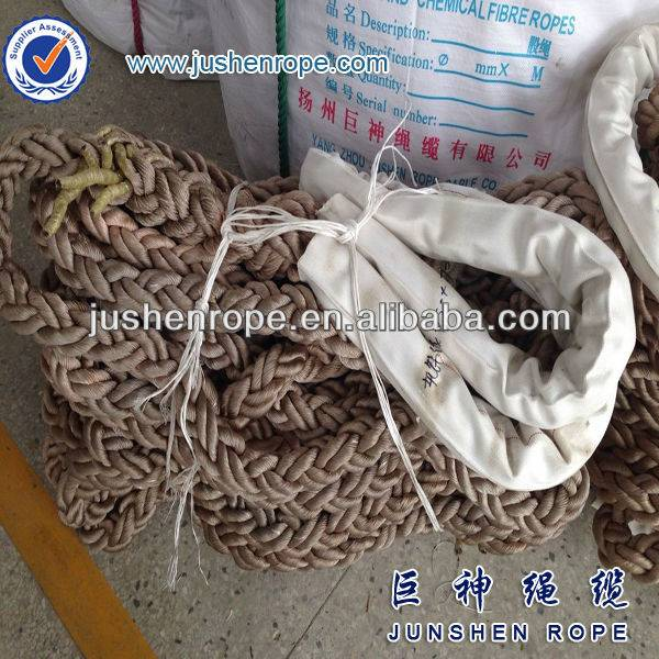 8 strand towing rope