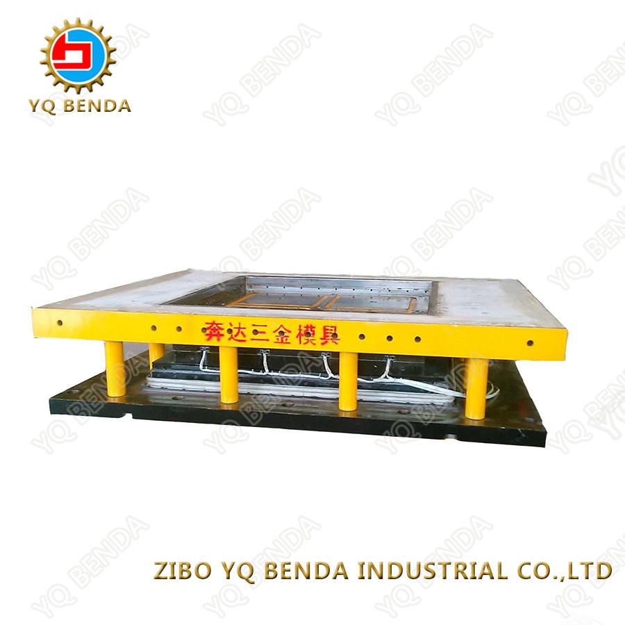 Benda good quality factory sale steel ceramic tile mould