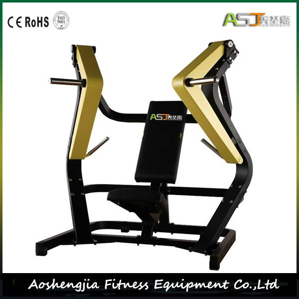 Gym Equipment/Hammer Strength/Z960 Wide Chest Press