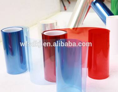 Polyester silicone coating release liner/pet release film