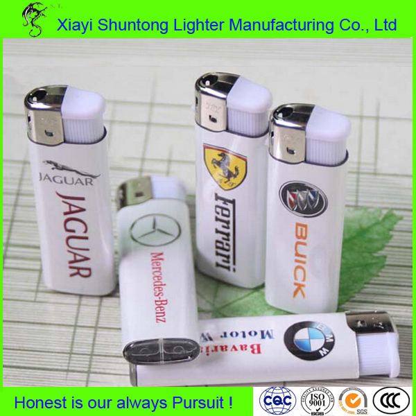 High Quality Colorful Cheap Electric Lighter