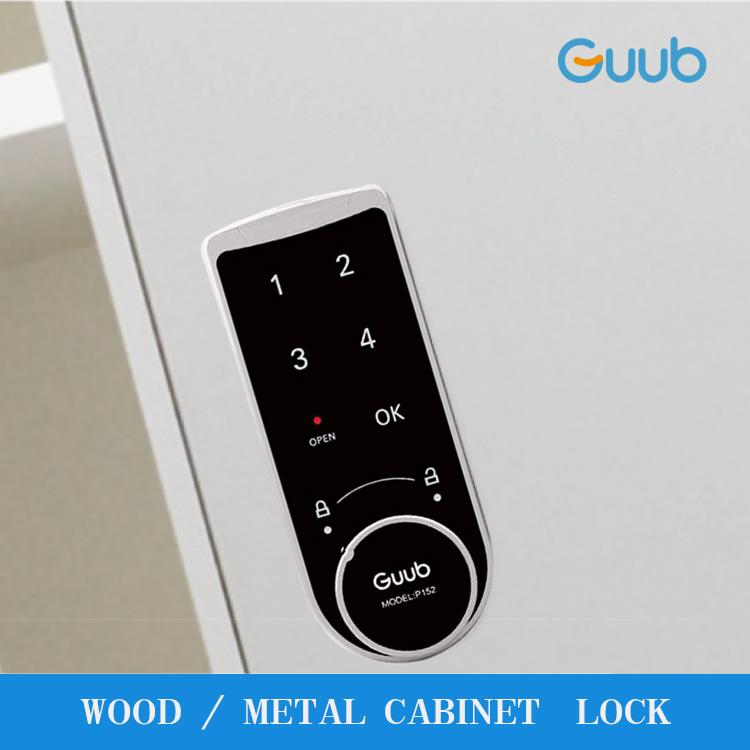 Guub new electronic cabinet lock locker lock