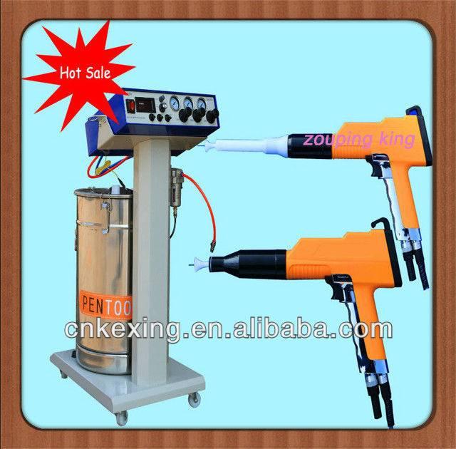 Enamel Powder Coating Gun