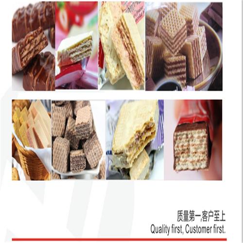 Saiheng Wafer Biscuit Production Line