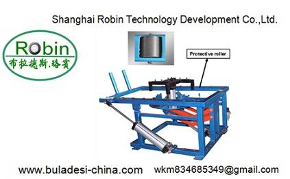 Wheel rim fixing machine/Steel ring assembling machine/Steel ring assembling machine