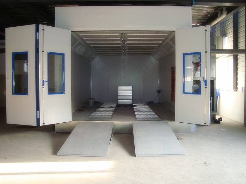 Paint Oven Painting Room Spray Paint Booth
