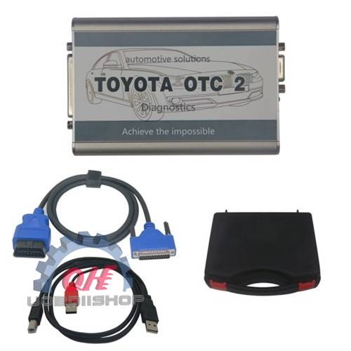 TOYOTA OTC 2 with Latest V11.00.017 Software for all Toyota and Lexus Diagnose and Programming