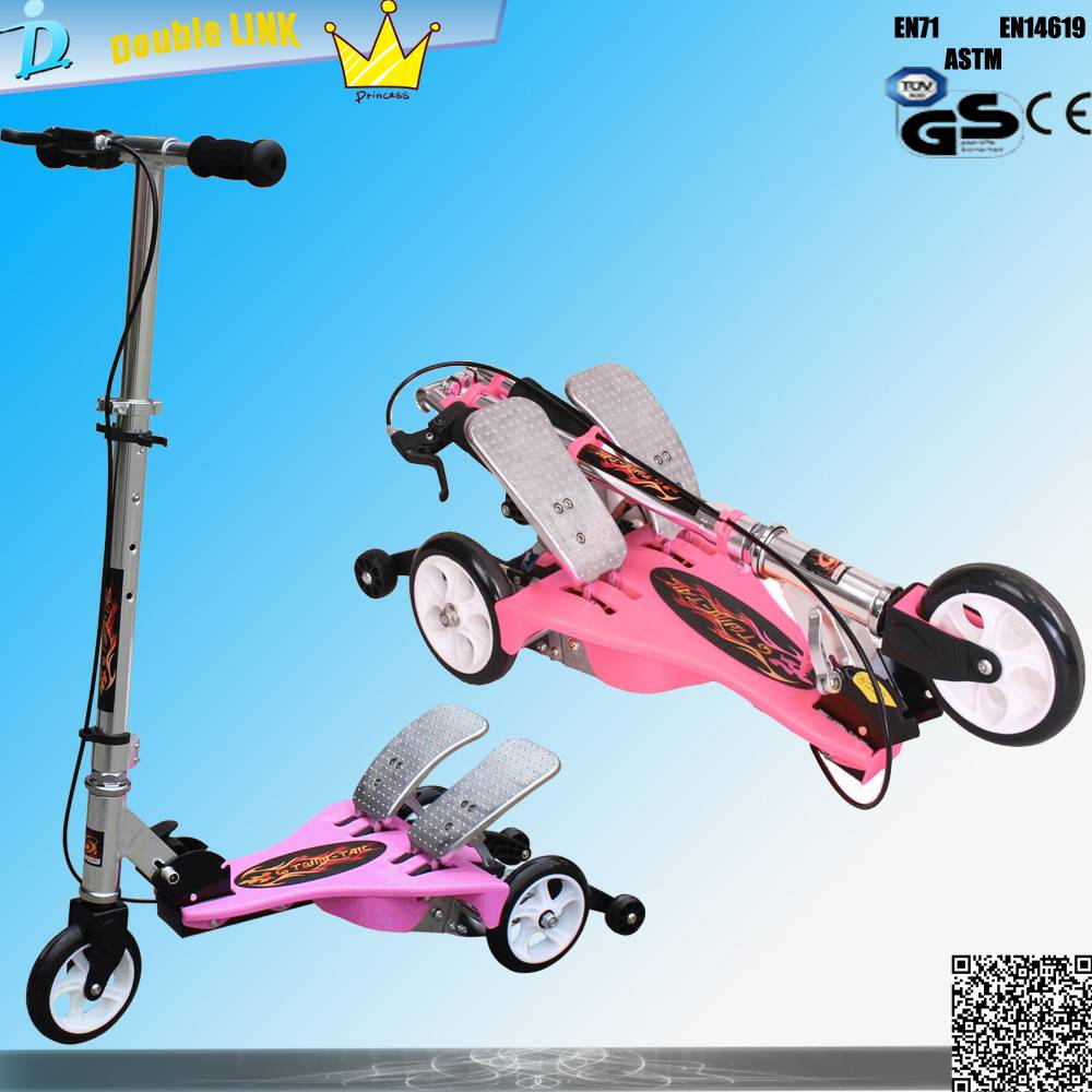 Kids kick scooter with CE GS EN71