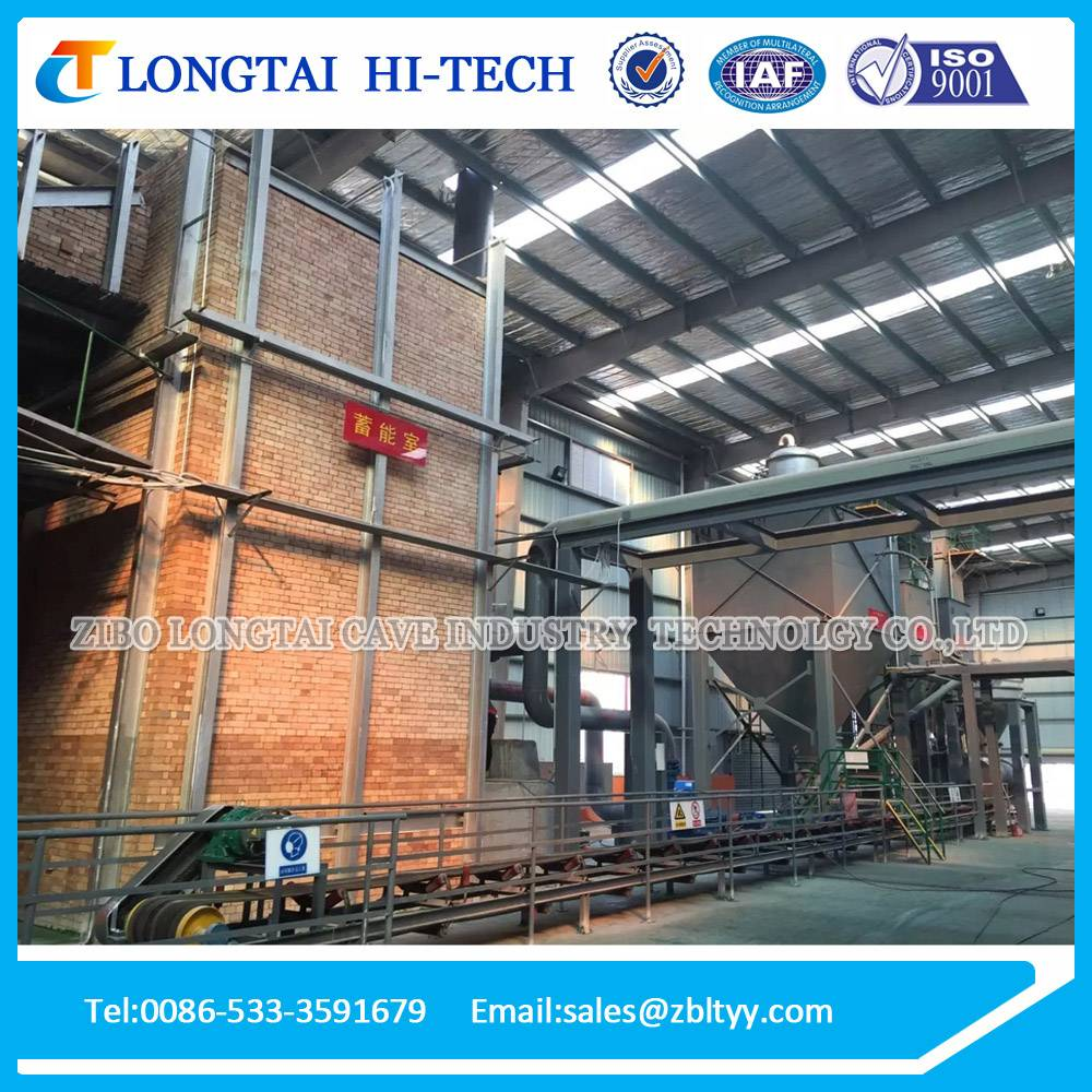 High Efficiency Solid Sodium Silicate Furnace Machine Manufacturer