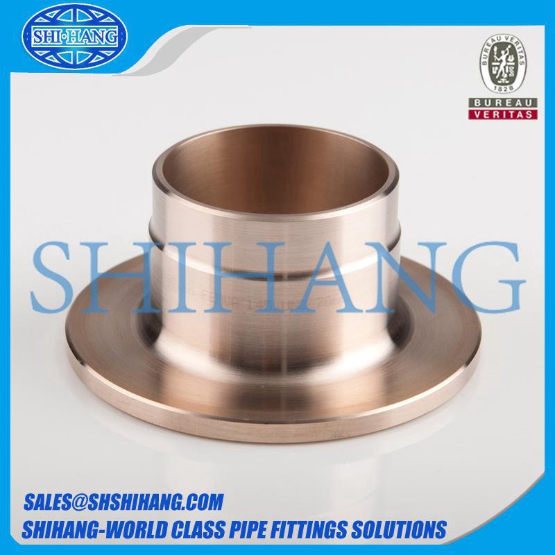 copper nickel cuni 90/10 c70600 inner flange composite weld neck flange