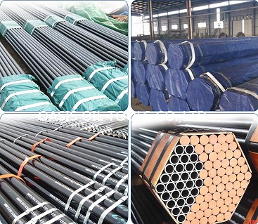 "Stainless Steel 13-3/8"" API J55 Oil Well Casing Pipe"