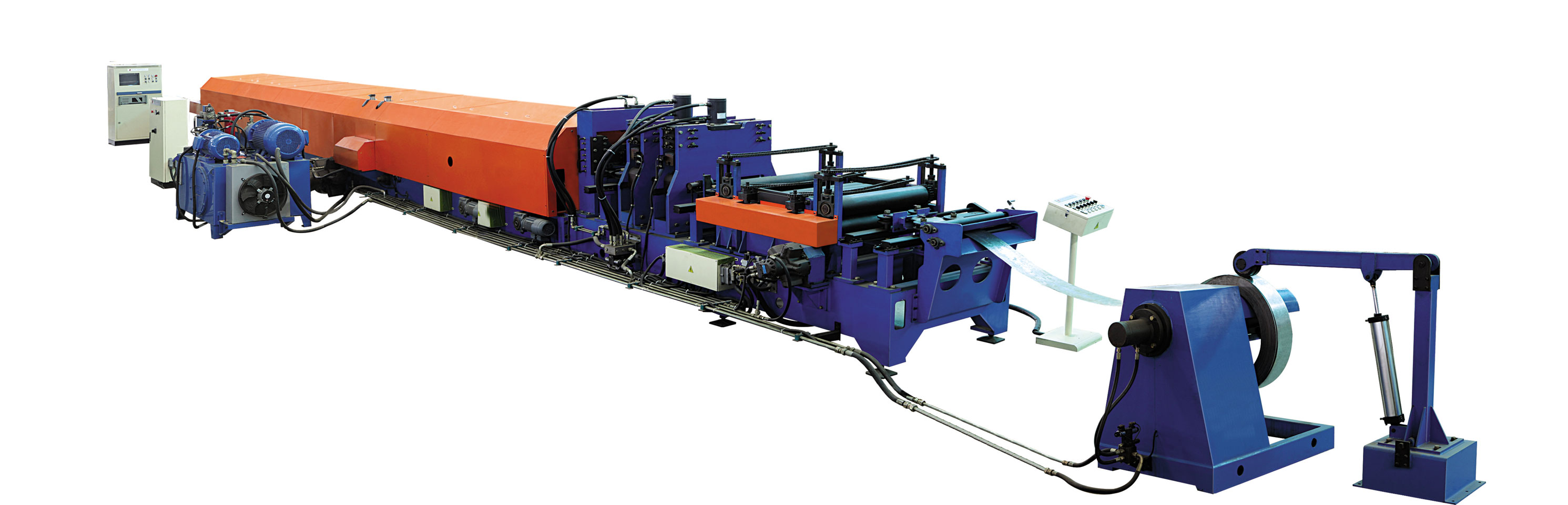 C&Z Changeable Purlin Forming Machine