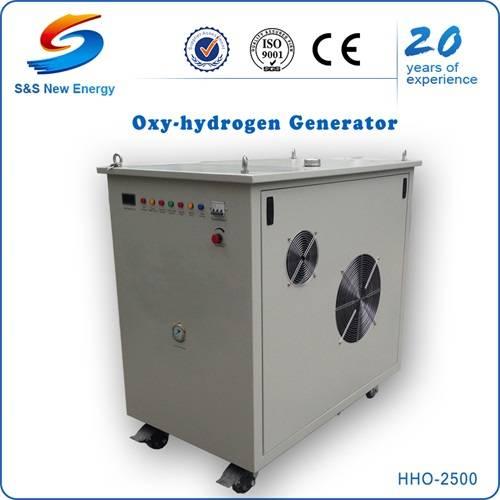 High quality gas generator cutting machine equipment