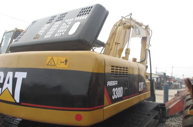 used 330D CATERPILLAR crawler excavator