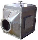 Steam & Gas Heat Exchanger Radiator