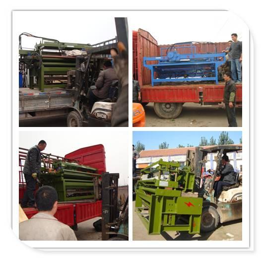 Good quality hot sale Mattress weaving machine