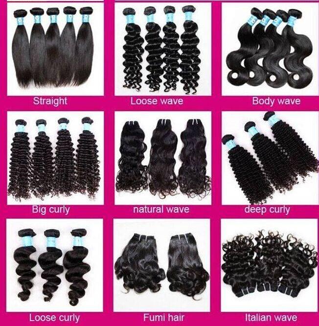 Wholesale Unprocessed Virgin Brazilian Human Hair extension