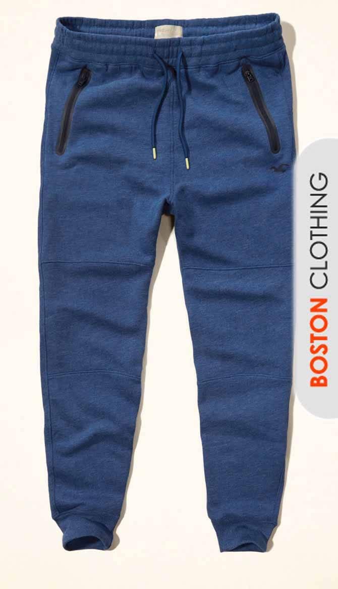 OEM Custom Wholesale High Quality Fleece Sweatpant Trouser